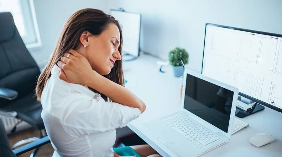 Убираем боли в шее | распаковка и обзор массажёра [ВИДЕО]