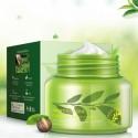 Крем для лица с зелёным чаем
