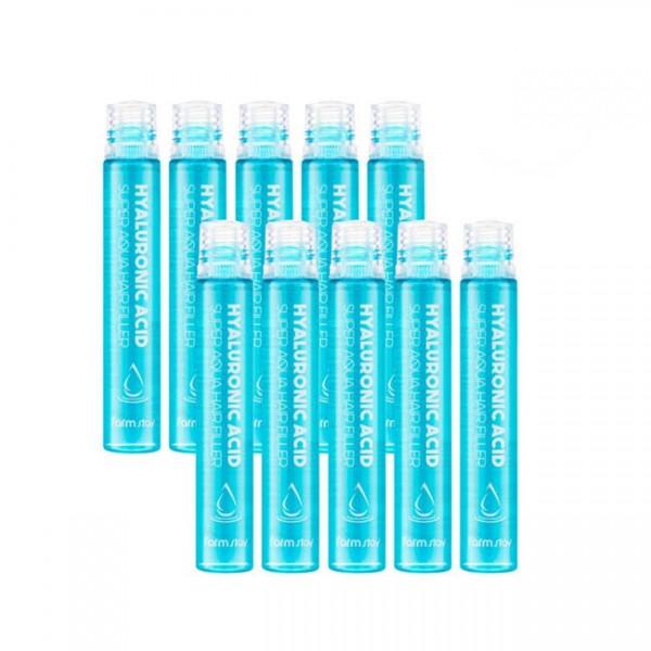 Филлер для волос с гиалуроновой кислотой